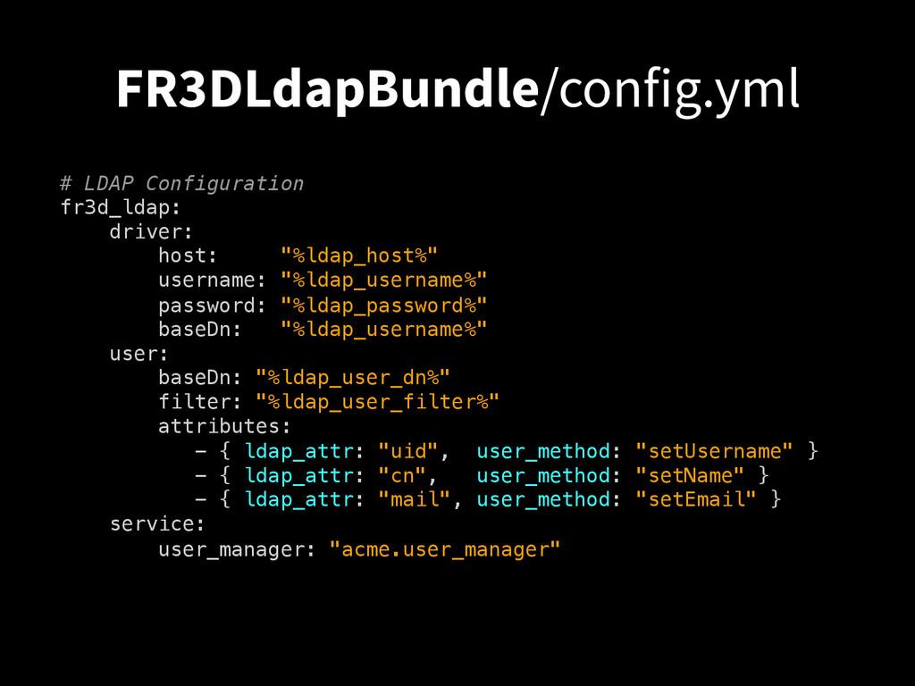 FR3DLdapBundle/config.yml # LDAP Configuration!...