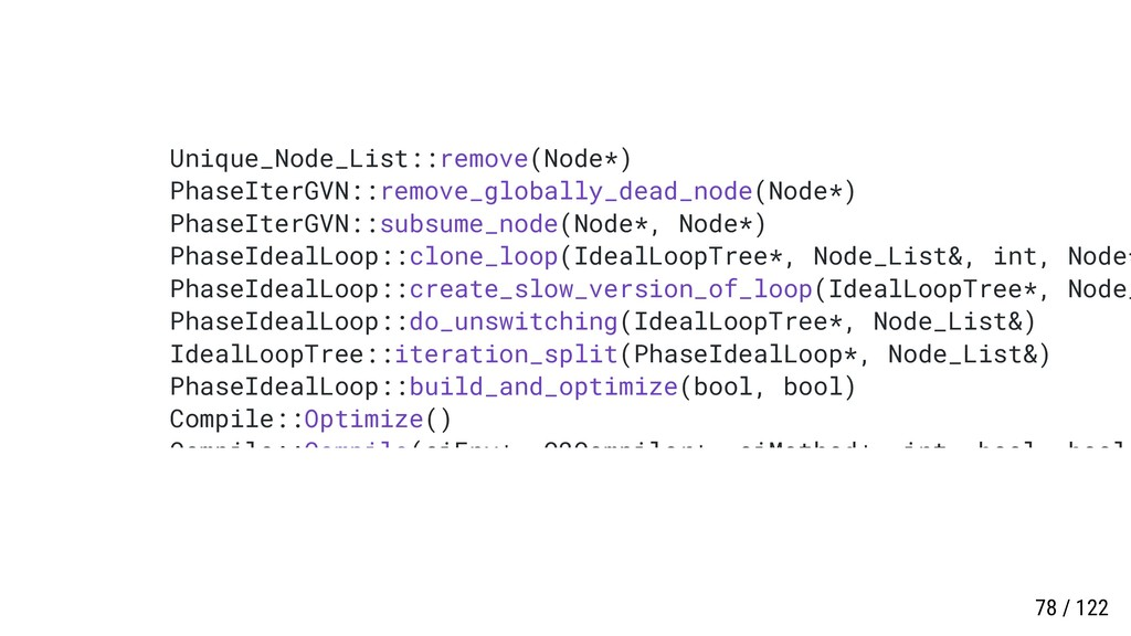 Unique_Node_List::remove(Node*) PhaseIterGVN::r...