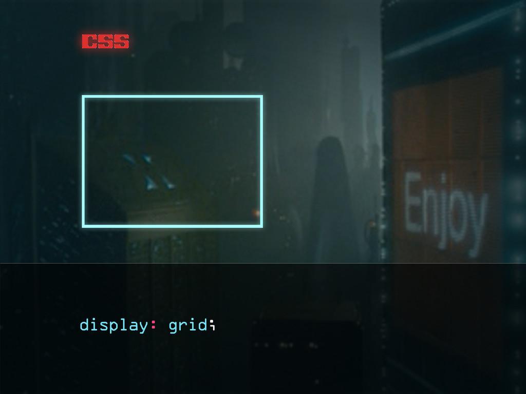 css display: grid;