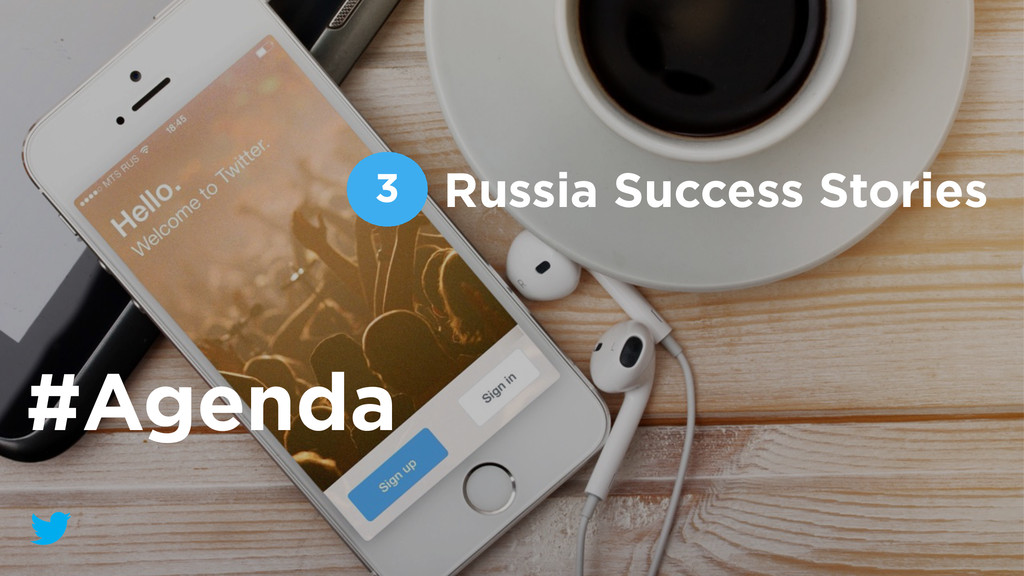 Russia Success Stories 3 #Agenda