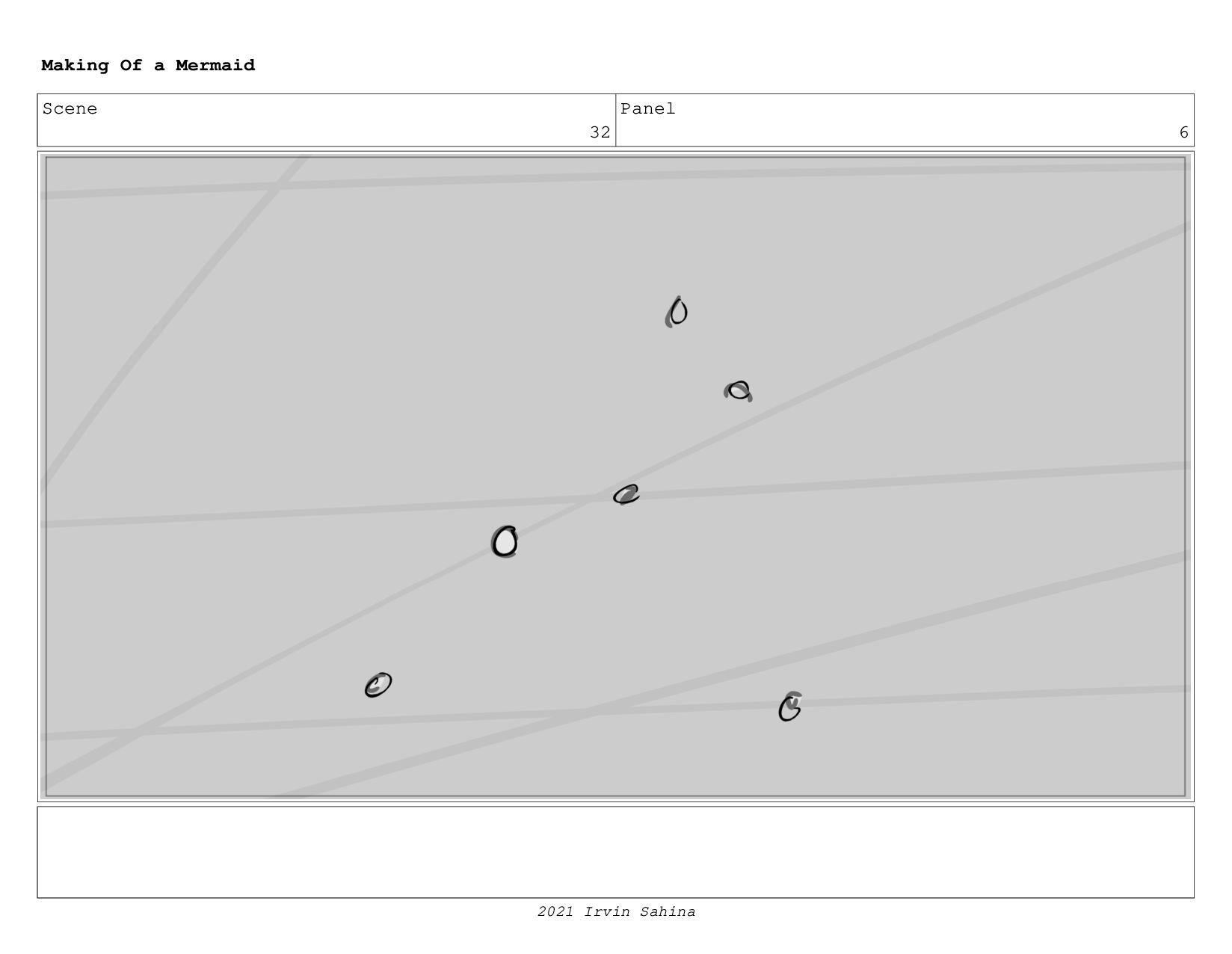 Scene 44 Panel 4 Making Of a Mermaid Updated 08...