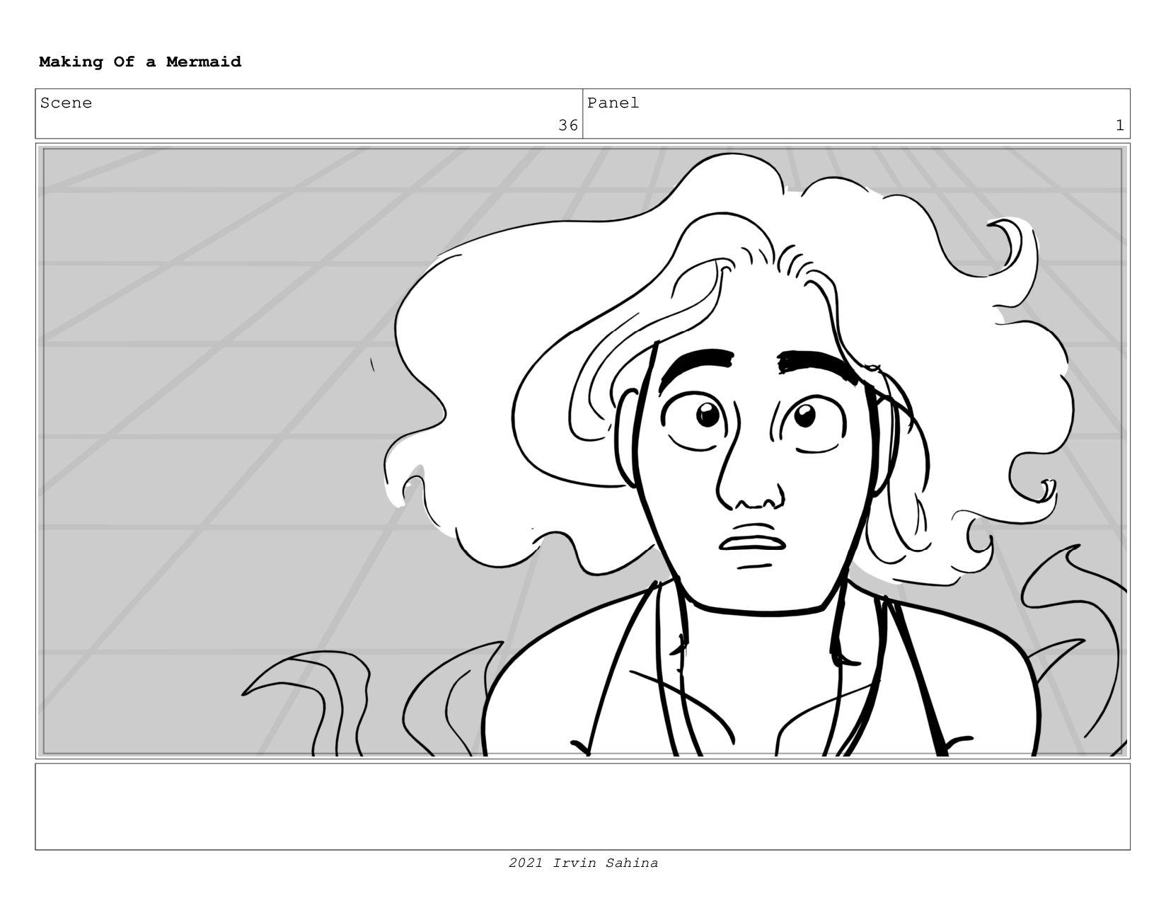 Scene 52 Panel 1 Making Of a Mermaid Updated 08...