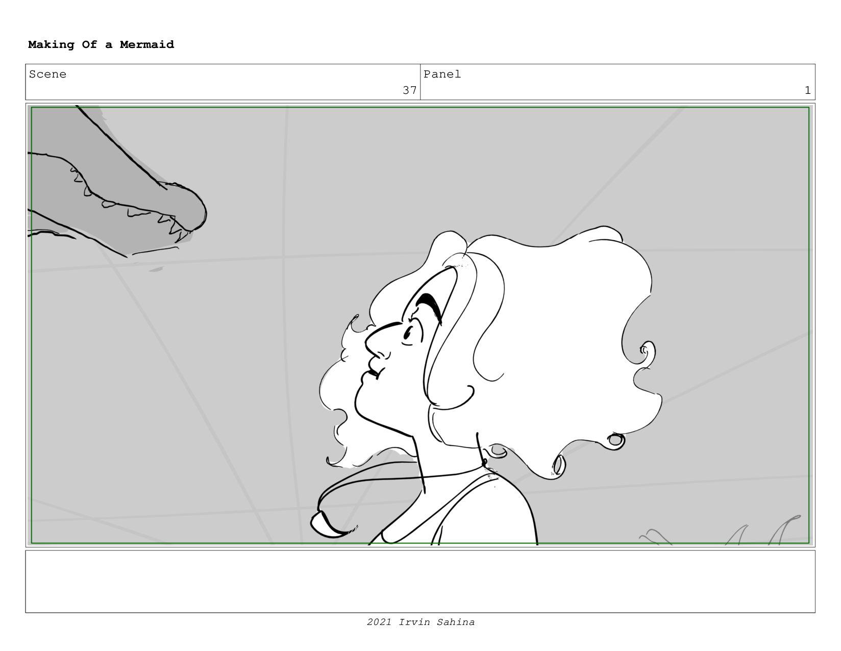 Scene 52 Panel 2 Making Of a Mermaid Updated 08...
