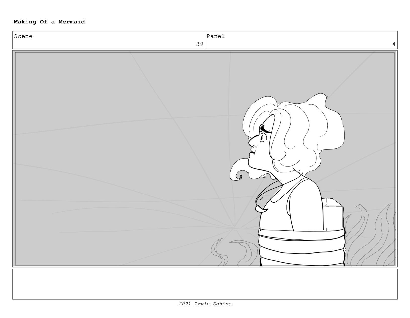 Scene 55 Panel 4 Making Of a Mermaid Updated 08...
