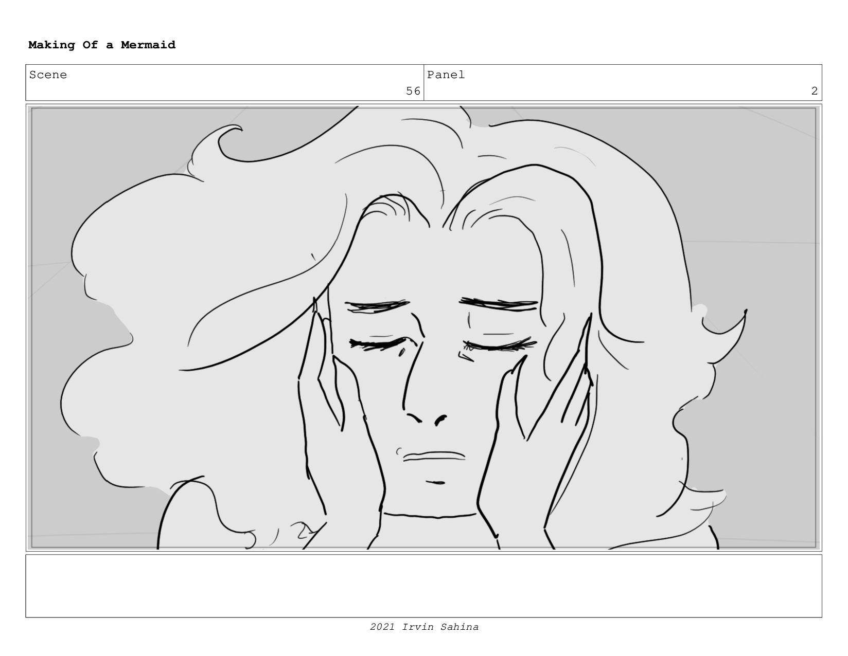 Scene 65 Panel 2 Making Of a Mermaid Updated 08...