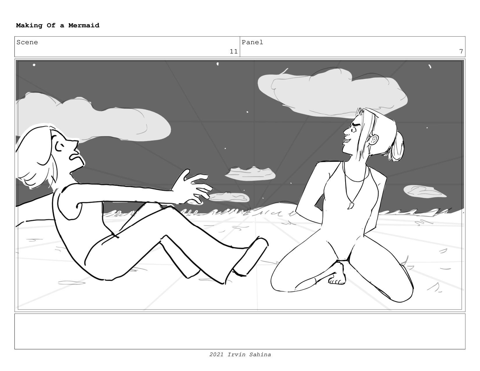 Scene 14 Panel 1 Dialog Beverly:yep Making Of a...