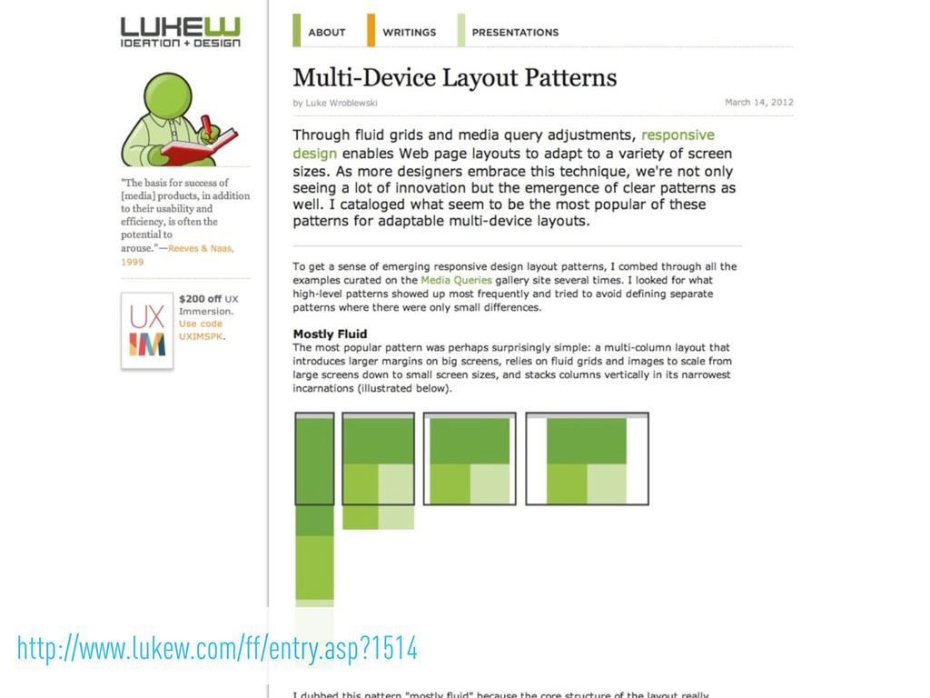 http://www.lukew.com/ff/entry.asp?1514