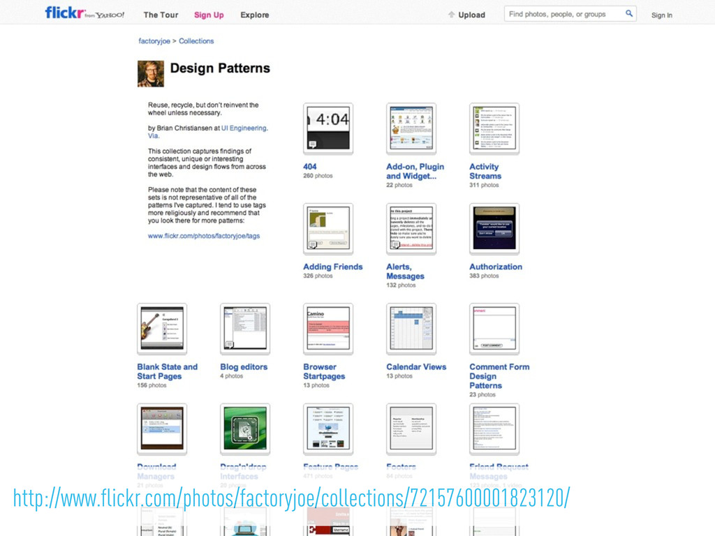 http://www.flickr.com/photos/factoryjoe/collect...