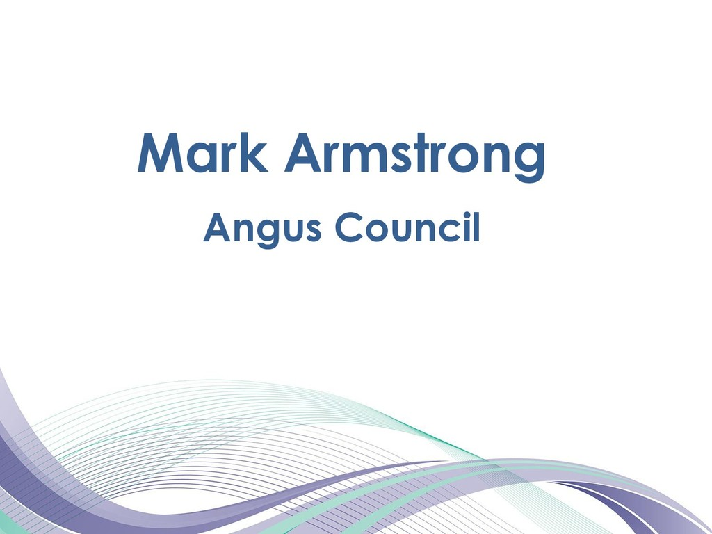 Mark Armstrong Angus Council
