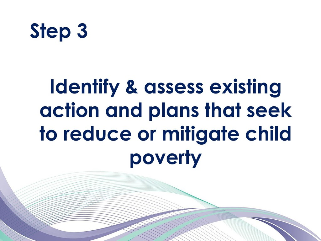Step 3 Identify & assess existing action and pl...