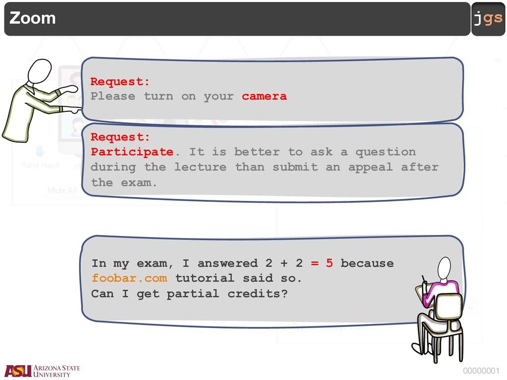jgs 00000001 Zoom Request: Participate. It is b...