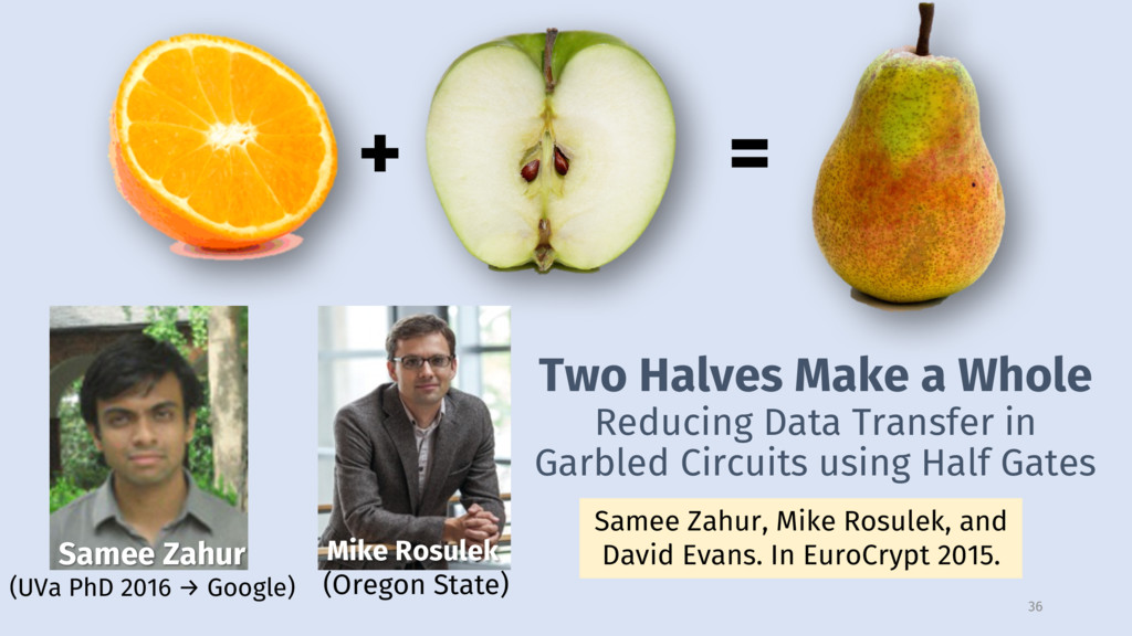 Two Halves Make a Whole Reducing Data Transfer ...