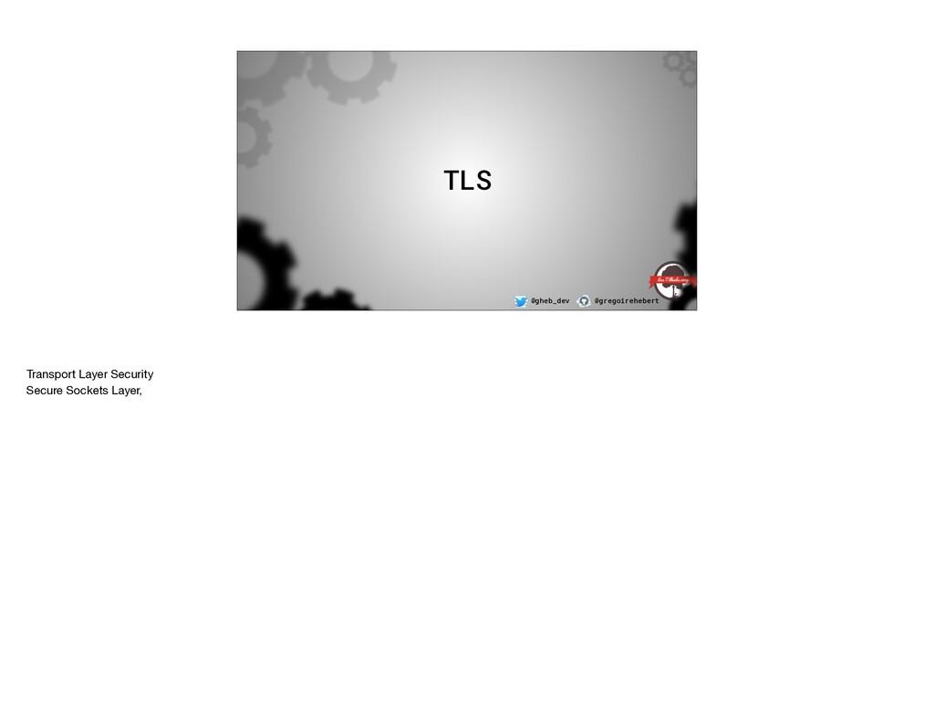 @gheb_dev @gregoirehebert TLS Transport Layer S...