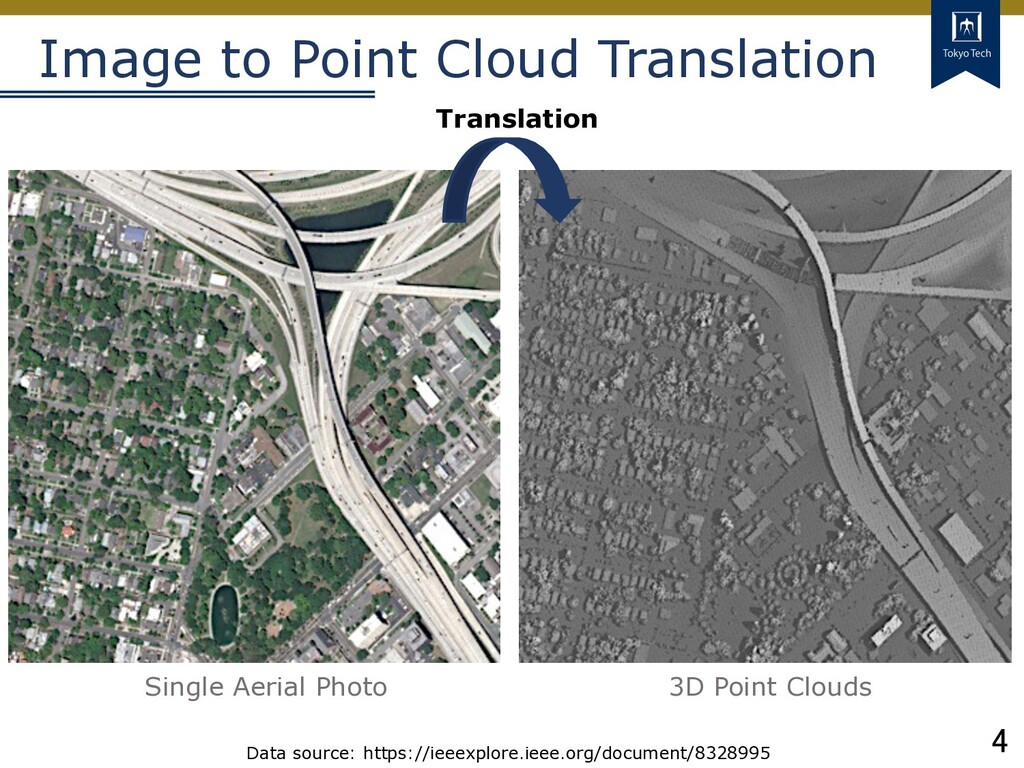 4 Tokyo Tech Image to Point Cloud Translation S...
