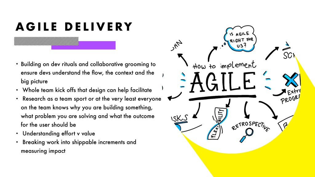 • Building on dev rituals and collaborative gro...