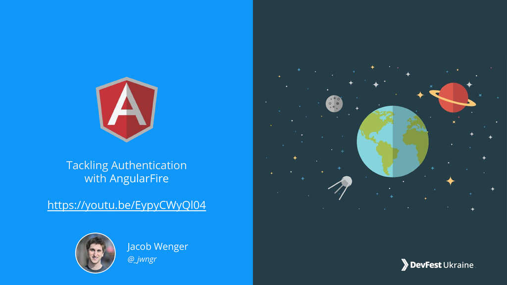 Tackling Authentication with AngularFire https:...