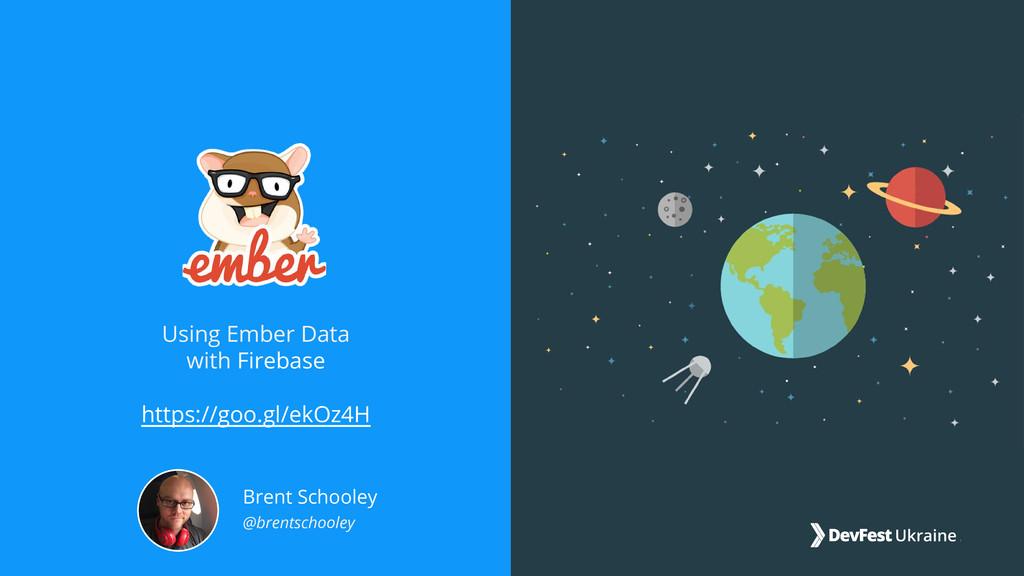Using Ember Data with Firebase https://goo.gl/e...