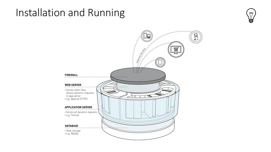 Installation and Running