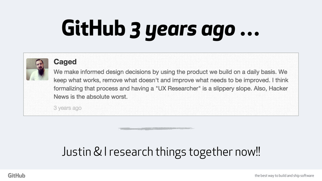 the best way to build and ship software GitHub ...
