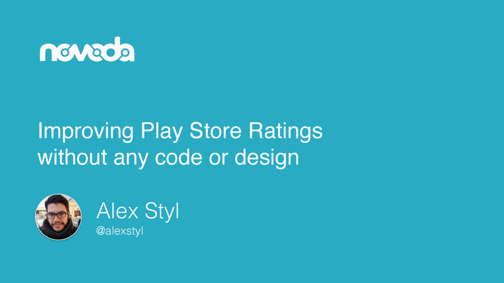 Improving Play Store Ratings without any code o...