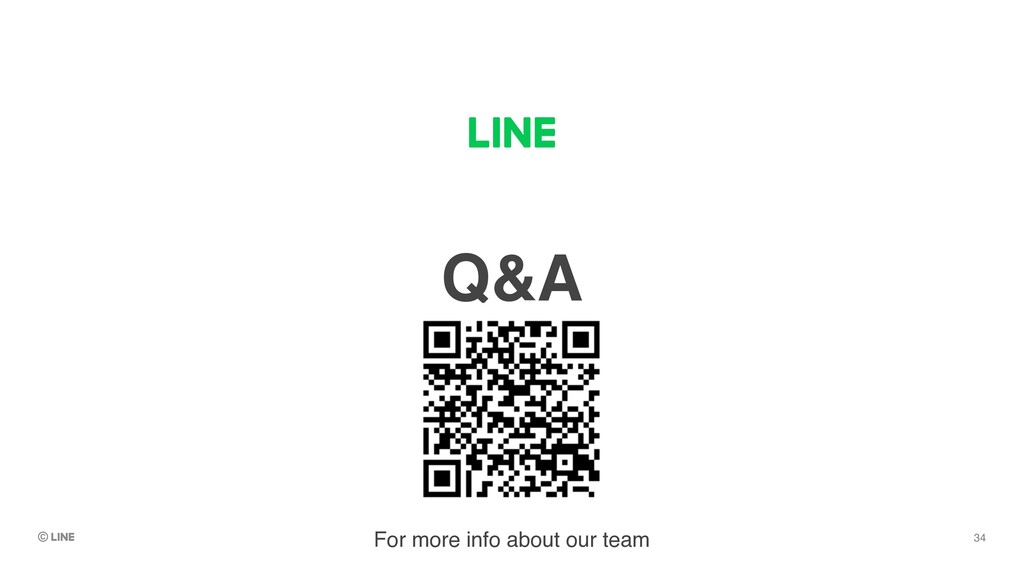 Q&A For more info about our team 34