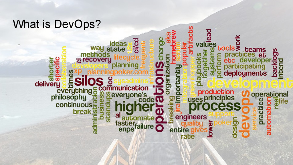 What is DevOps? -