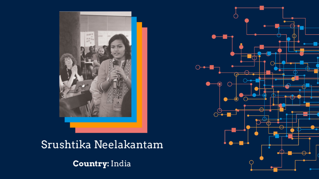 Srushtika Neelakantam Country: India