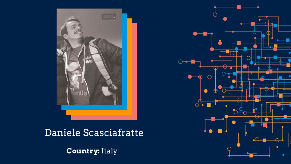 Daniele Scasciafratte Country: Italy