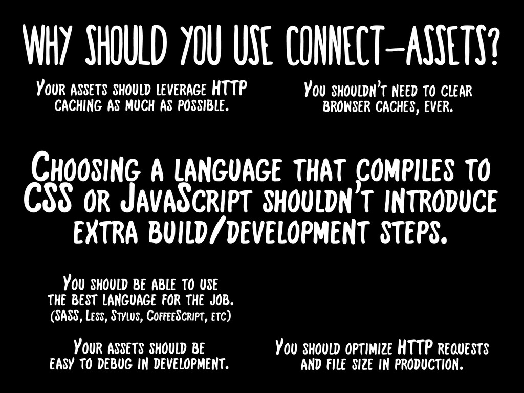Choosing a language that compiles to CSS or Jav...