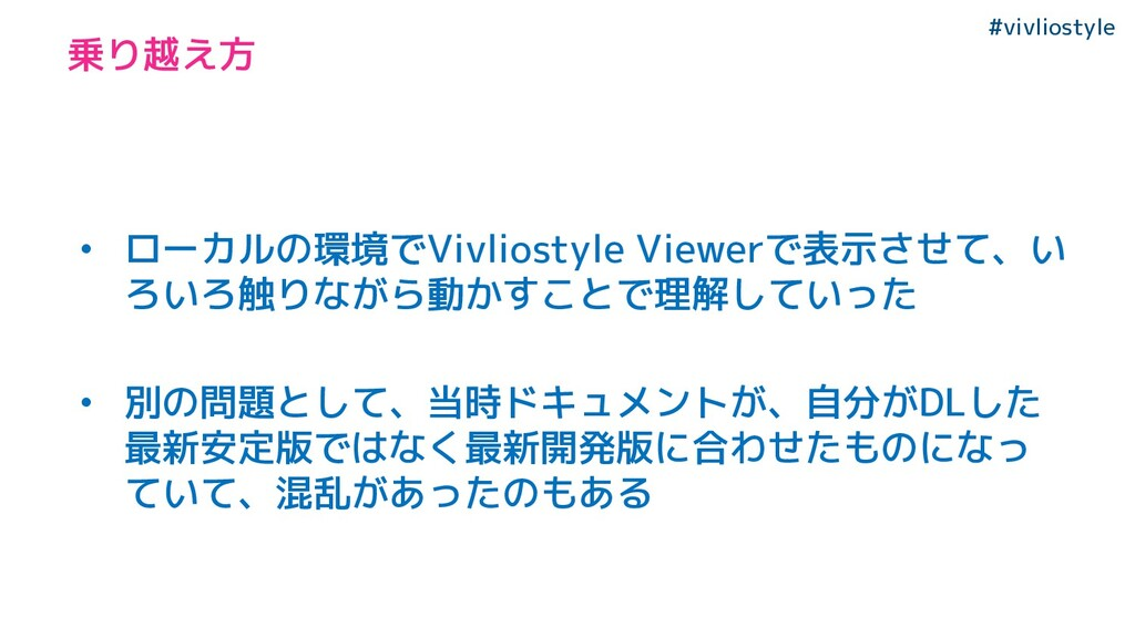 #vivliostyle 乗り越え方 • ローカルの環境でVivliostyle Viewer...