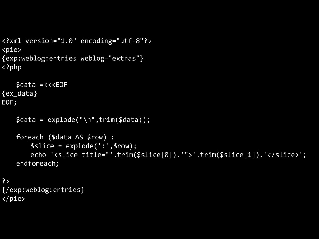 "<?xml version=""1.0"" encoding=""utf-‐8""?> <pie..."