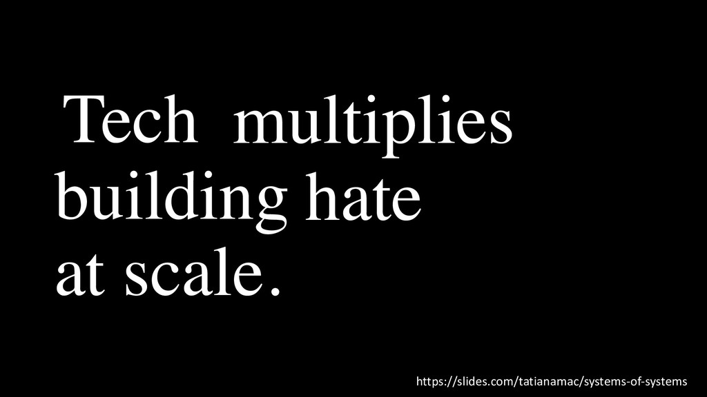 React multiplies building at scale. https://sli...