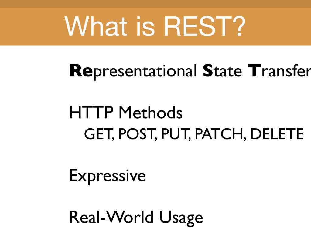 Title Title Representational State Transfer HTT...