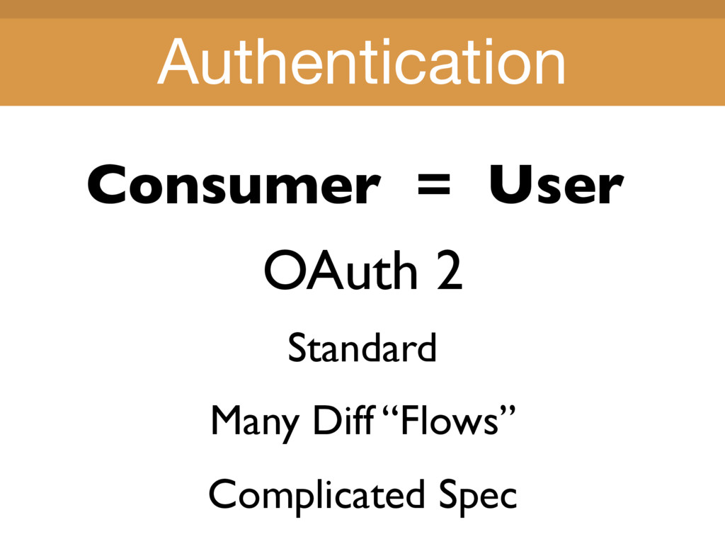 Title Title Consumer = User Standard Many Diff ...