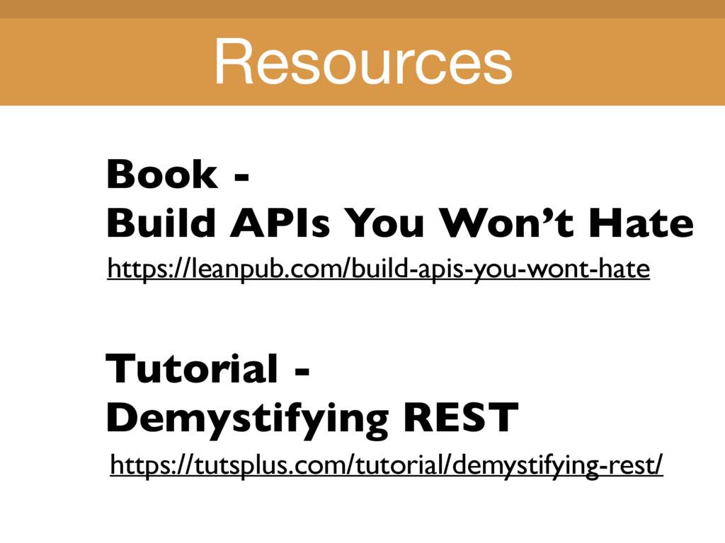 Title Title https://leanpub.com/build-apis-you-...