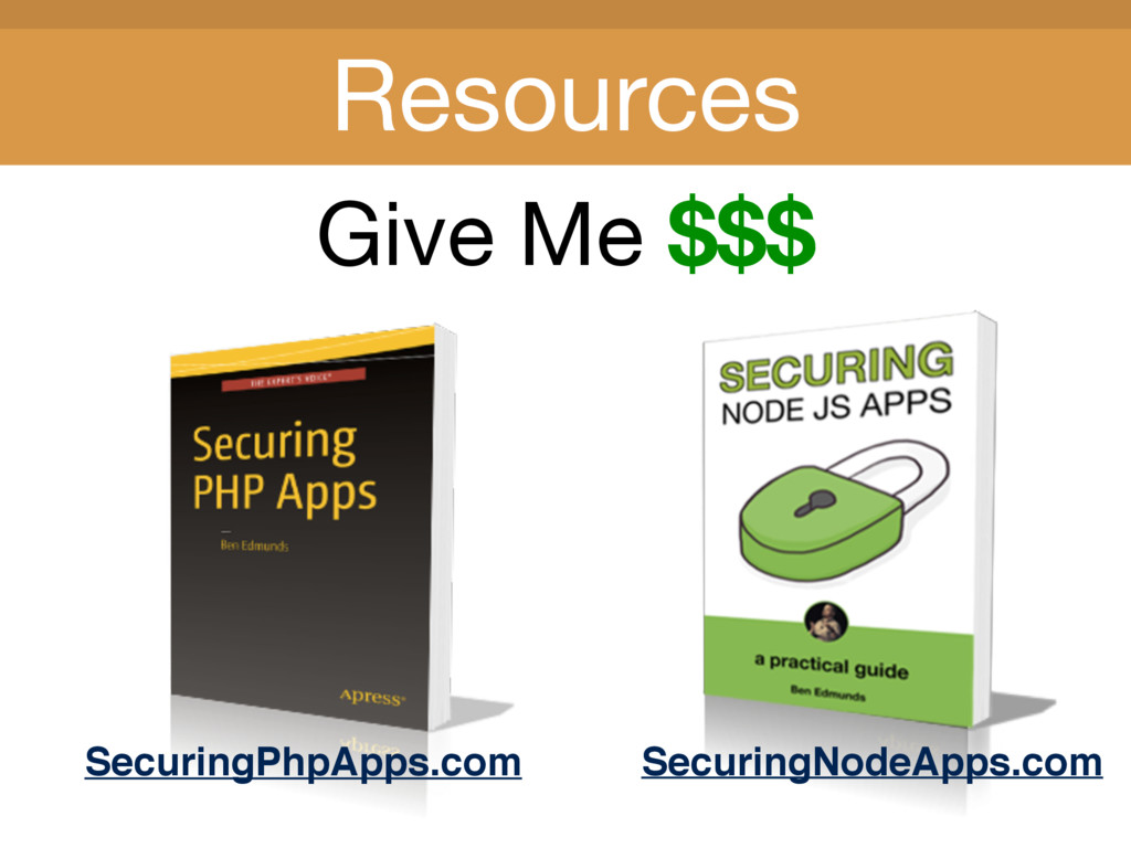 Title Title Resources Give Me $$$ SecuringPhpAp...