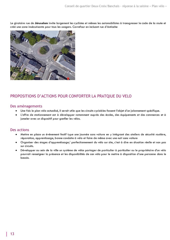 13 Conseil de quartier Deux-Croix/Banchais - ré...