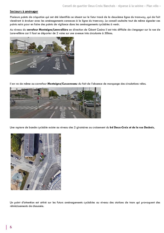 6 Conseil de quartier Deux-Croix/Banchais - rép...