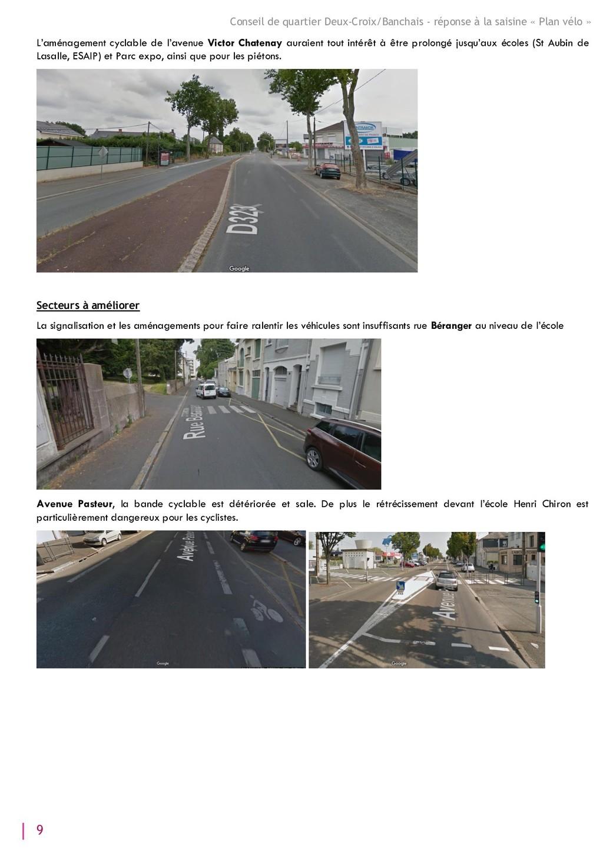 9 Conseil de quartier Deux-Croix/Banchais - rép...
