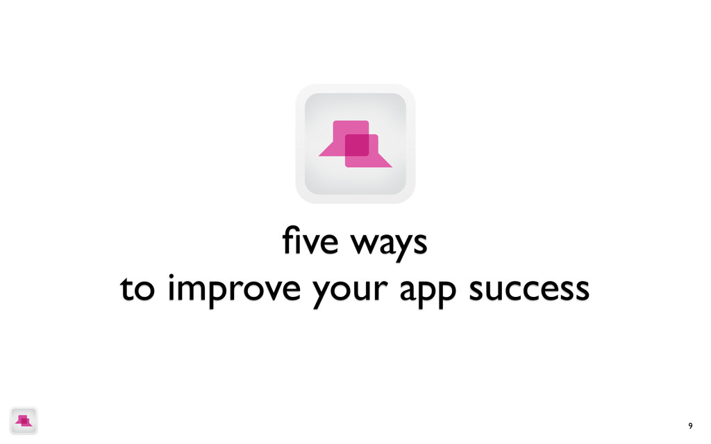 9 five ways to improve your app success