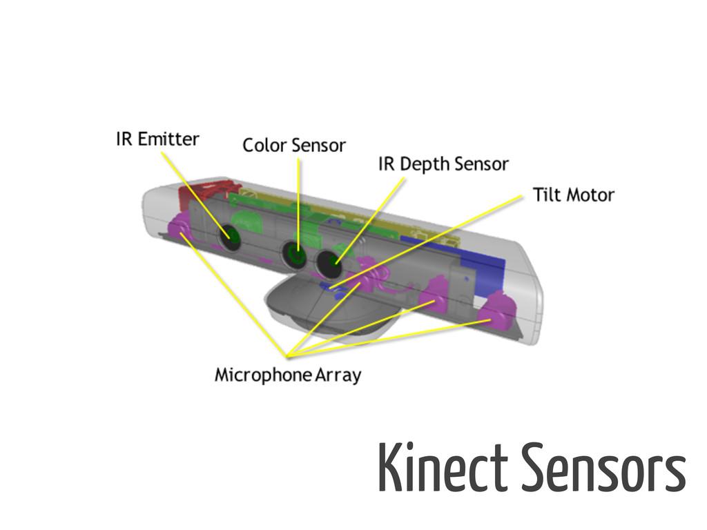 Kinect Sensors