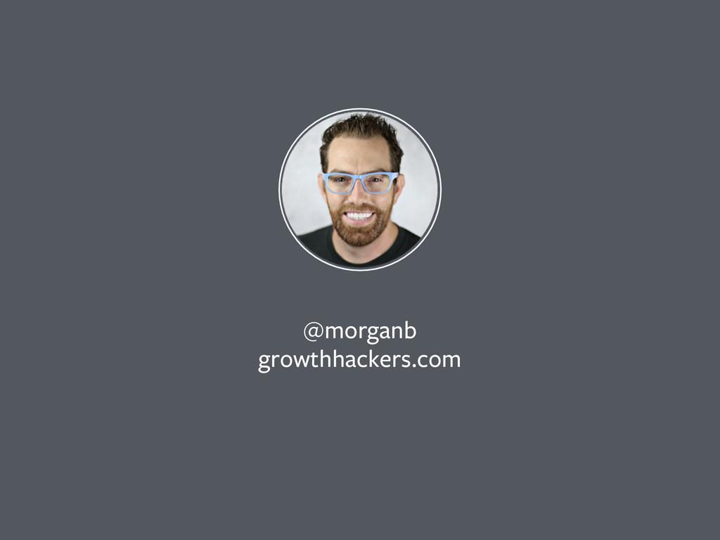 @morganb growthhackers.com
