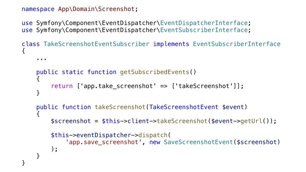 namespace App\Domain\Screenshot; use Symfony\Co...