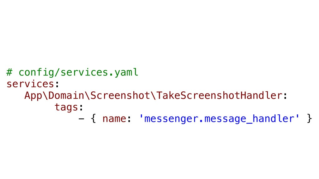 # config/services.yaml services: App\Domain\Scr...