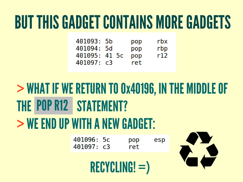 BUT THIS GADGET CONTAINS MORE GADGETS > WHAT IF...