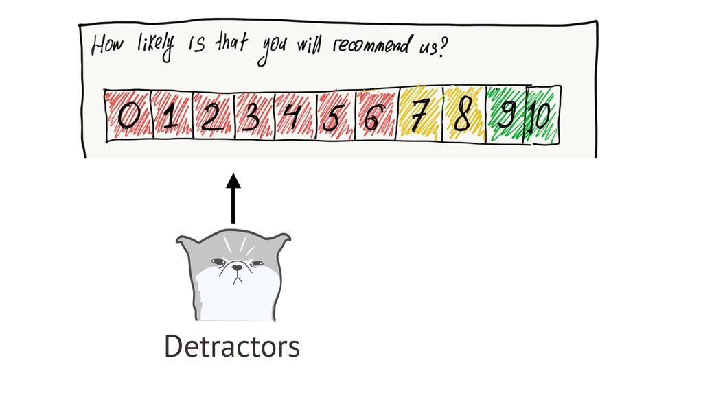 Detractors