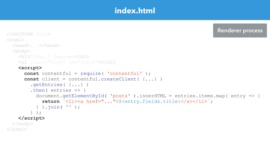 index.html <!DOCTYPE html> <html> <head>...</he...