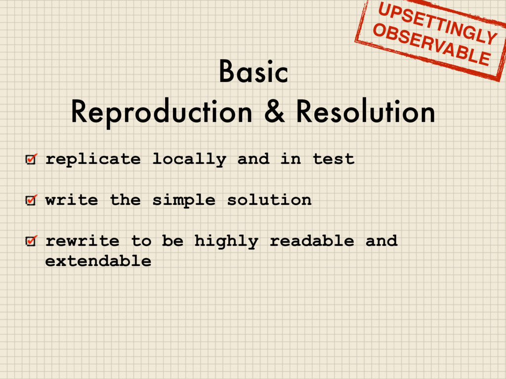 Basic Reproduction & Resolution replicate local...