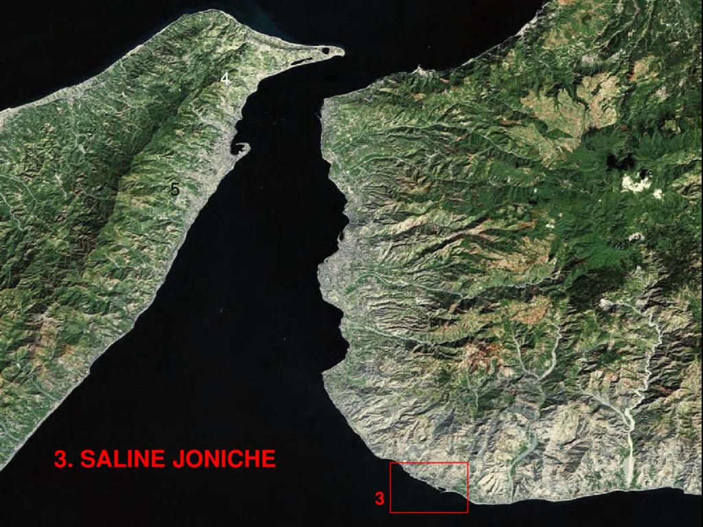 4 5 3 3. SALINE JONICHE