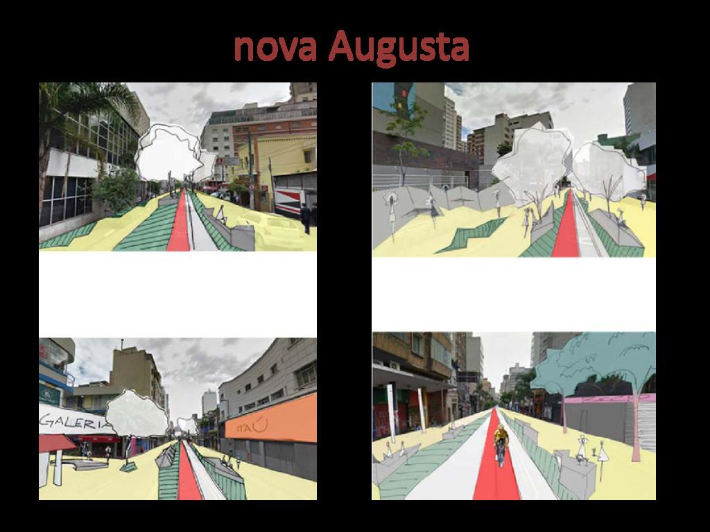 _ proposta nova Augusta mobiliários urbanos – a...
